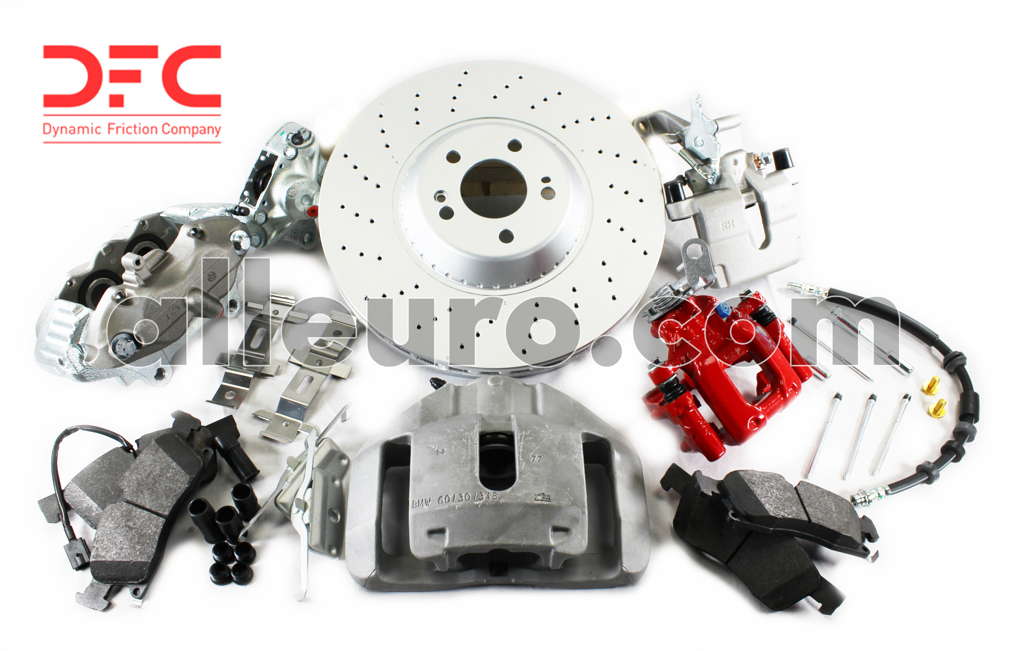 All Euro Dynamic Friction Company Brakes Gallery Photo 1