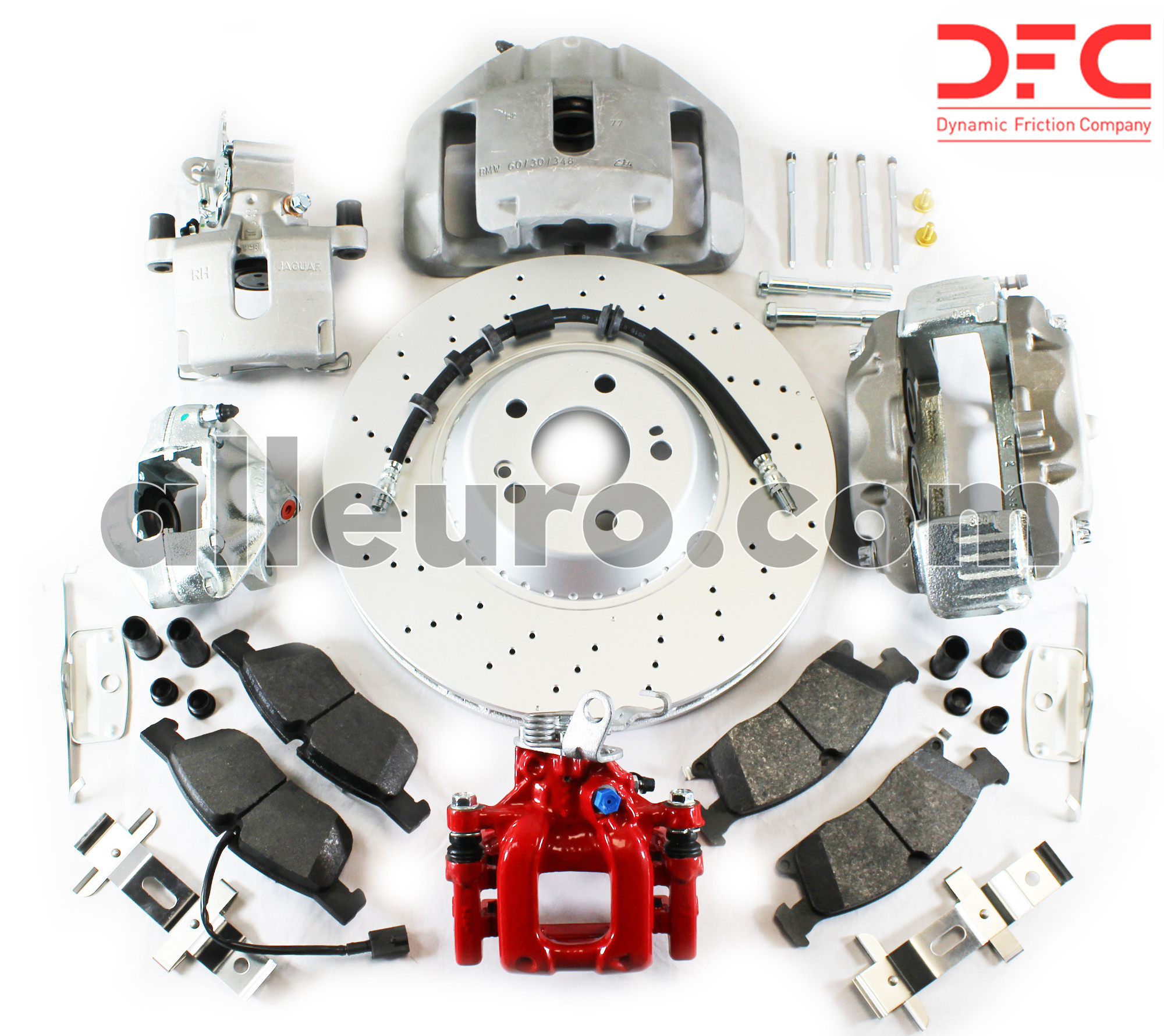 All Euro Dynamic Friction Company Brakes Gallery Photo 2