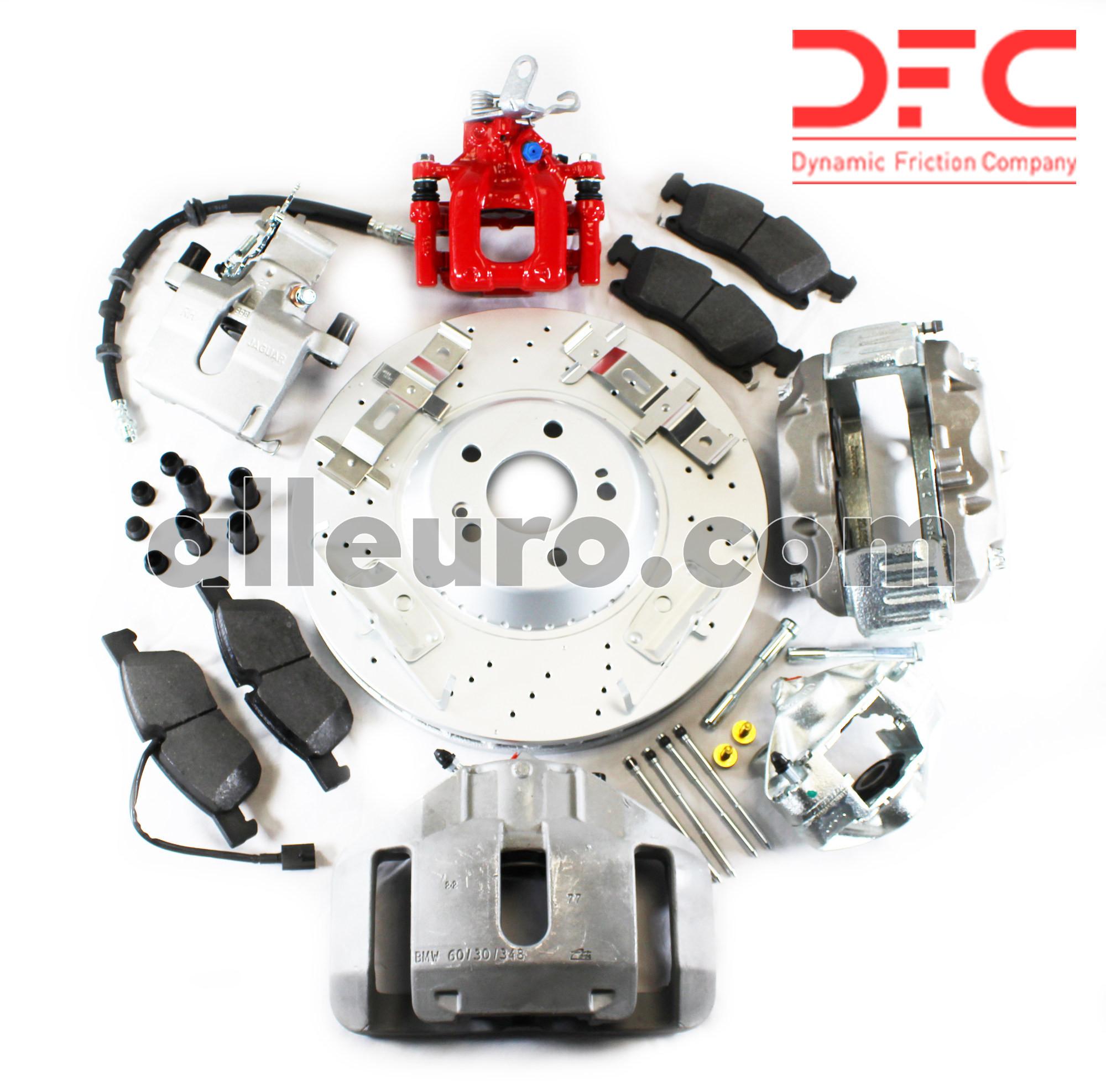 All Euro Dynamic Friction Company Brakes Gallery Photo 3